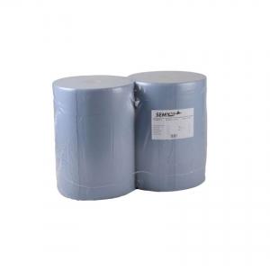 Papirnata rola za čišćenje, plava