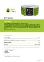 Bioetanol Gel