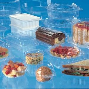 Kutije za kolače - OPS - PET