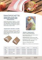 Nepropusne vrecice za hranu Ovenbag