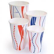 Papirnate čaše - hladni napici, kutijice za sladoled i žličice