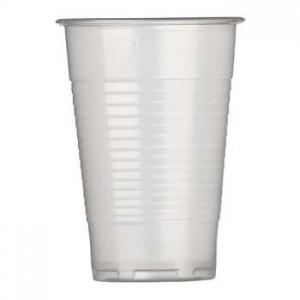 Čaše jednokratne za hladne napitke, plastične, prozirne