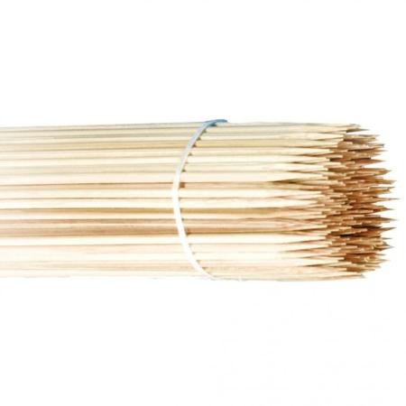 Drveni štapići za ražnjiće, roštilj