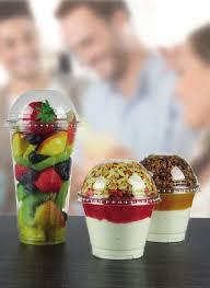 Čaše Clear cups, poklopci i PET flašice sa čepovima
