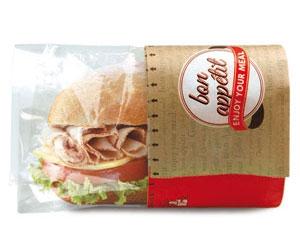 Vrećice za sendviče, kebab i papir za zamatanje