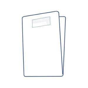 VREĆICA SNACKPOCHETTA sa 2-slojnom salvetom 14,3 x 21,0 cm nepropusni papir