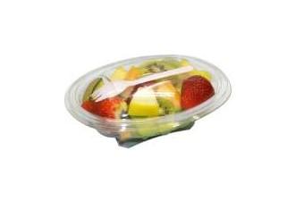 Posude za salatu sa vilicom
