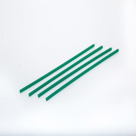 zelene biorazgradive slamke bez pregiba u papiru