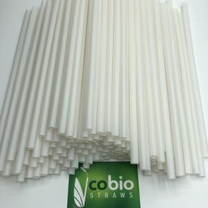 Biorazgradive slamke bijele