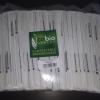 zelene biorazgradive slamke bez pregiba u papiru pakiranje