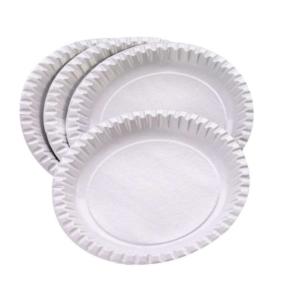 Papirnati tanjuri i podlošci, okrugli