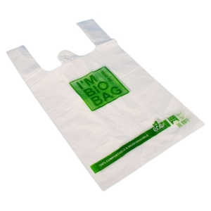 Biorazgradive vrećice s ručkama za nošenje namirnica | PLA